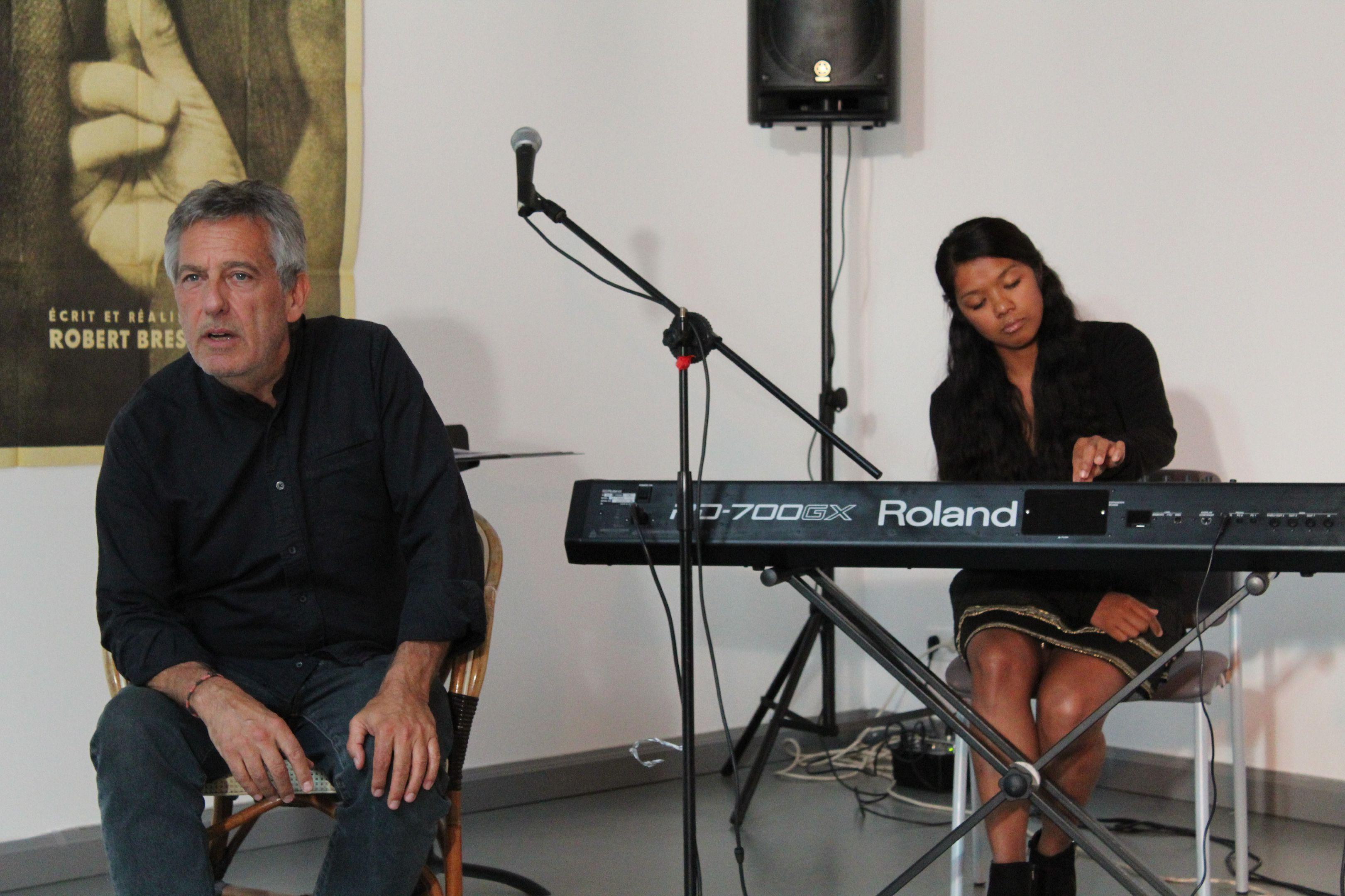 Philipp Larsen et Ezaka Rakotondramanana