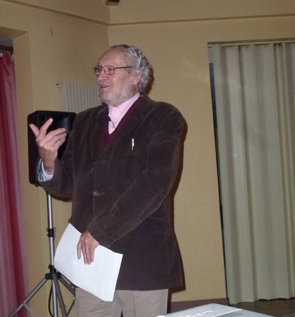 Alfred conesa Conférence sur le café